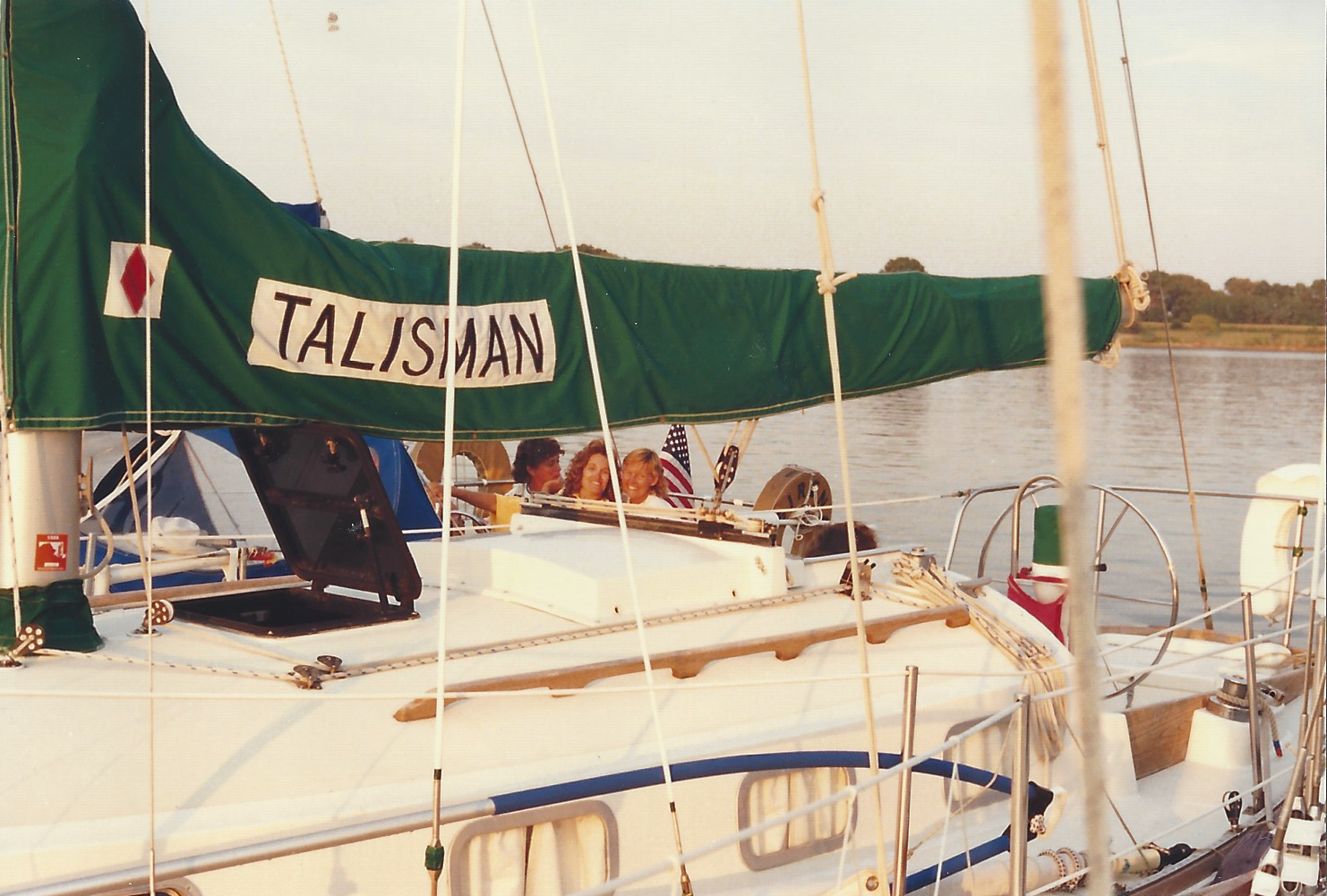 Bristol 29.9, Talismasn Bill and Beryl Flynn
