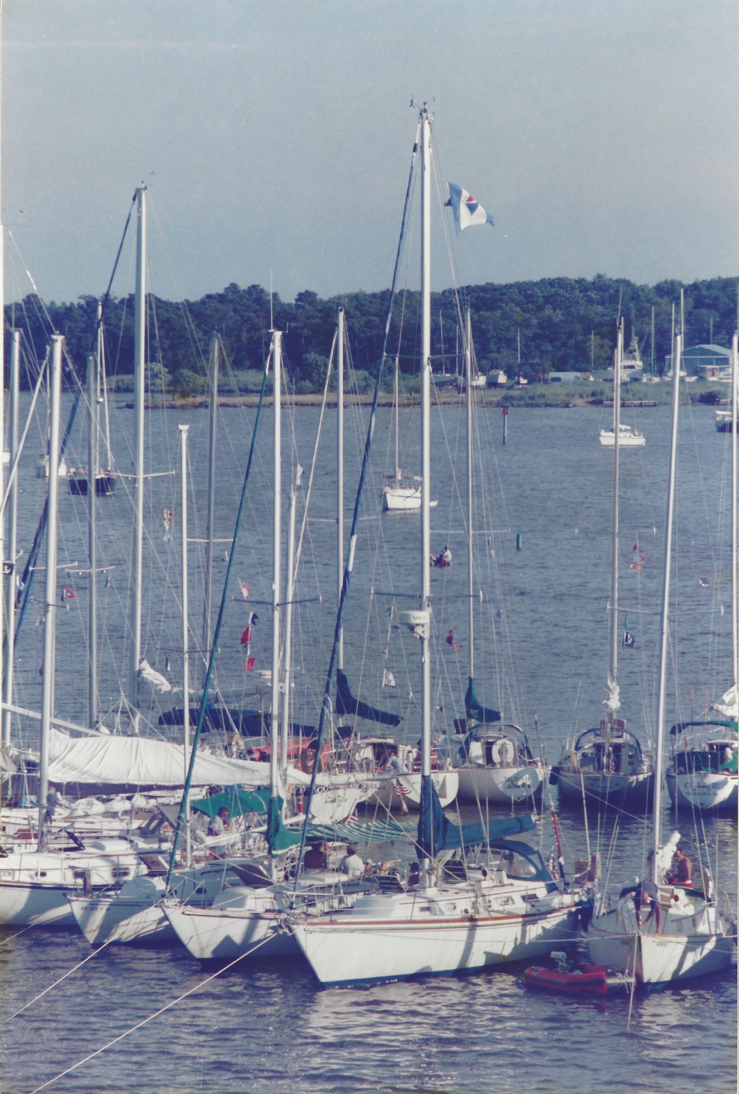 Chesapeake Bristol Club   Michael Nathans