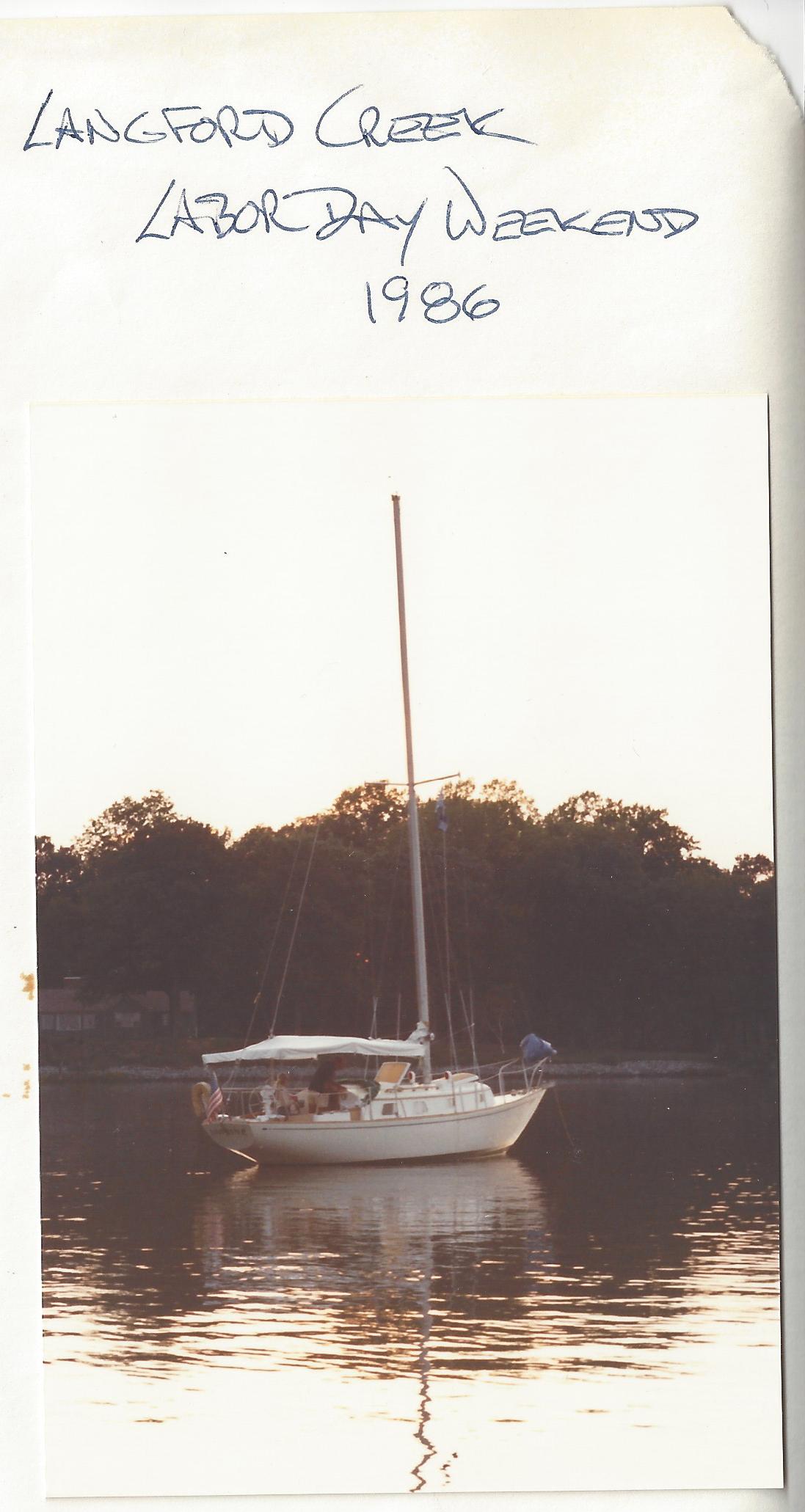 CBC Lankford Creek 1986_Daphne