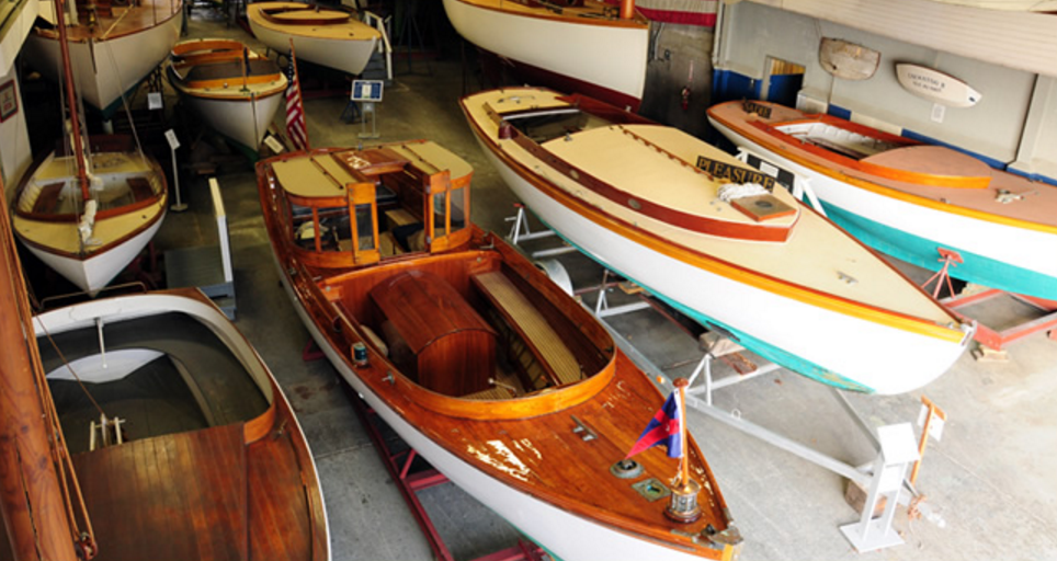Nathaniel Herreshoff Museum - America's Cup Hall of Fame