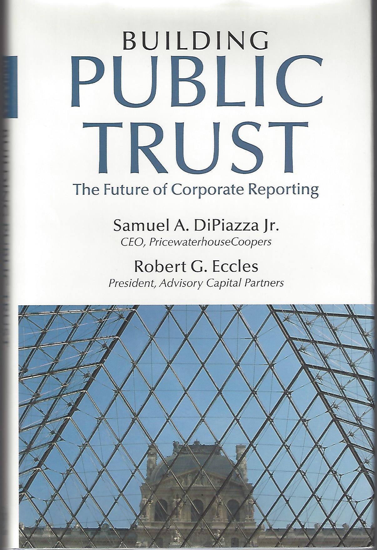 Building the Public Trust
