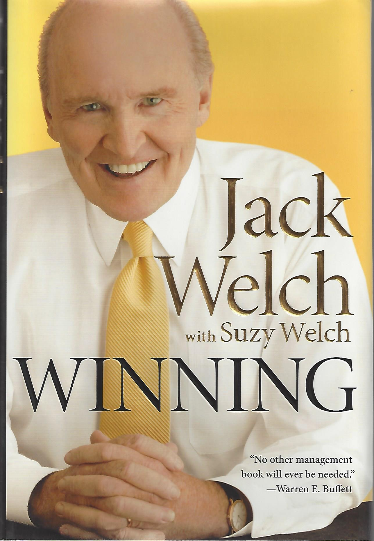 Winning Jack Welsh with Suzy Welch