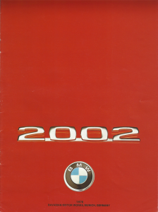 2002 Brochure Cover