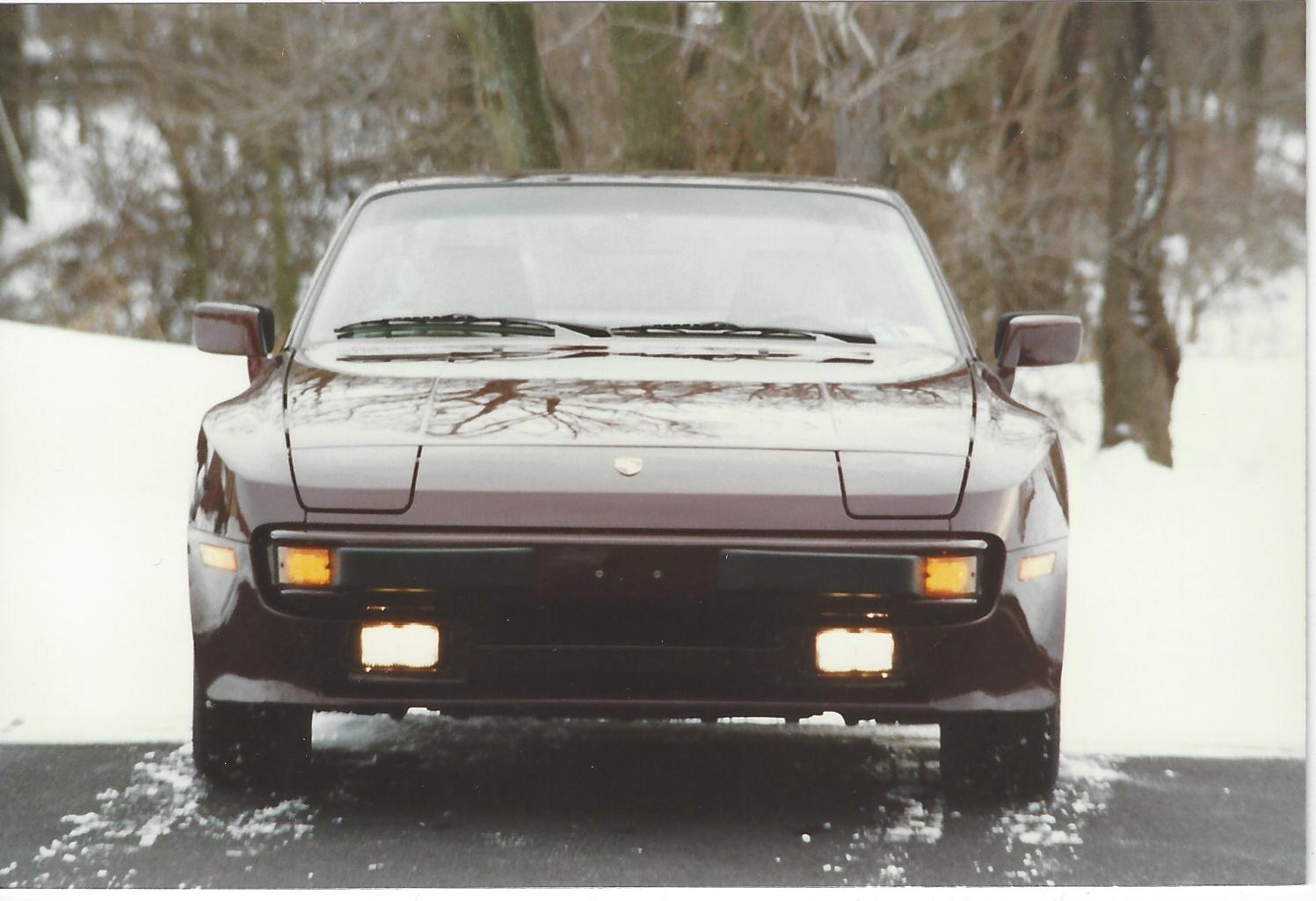 Porsche 944S 1987
